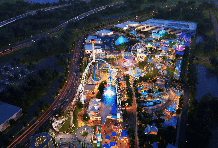 Atrações em Orlando