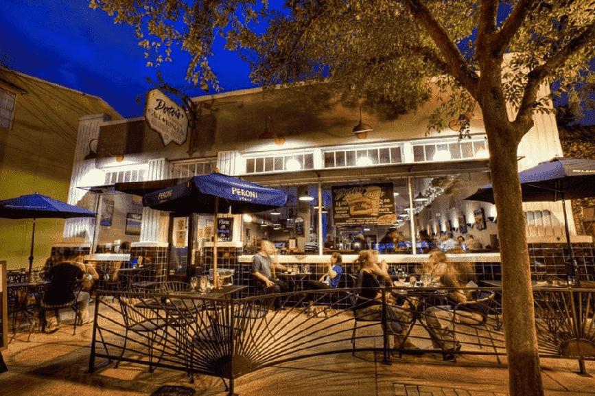 Dexter's of Thornton Park em Orlando