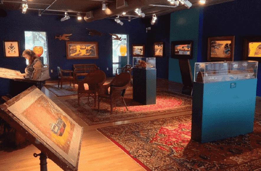 Mennello Museum of American Folk Art em Orlando