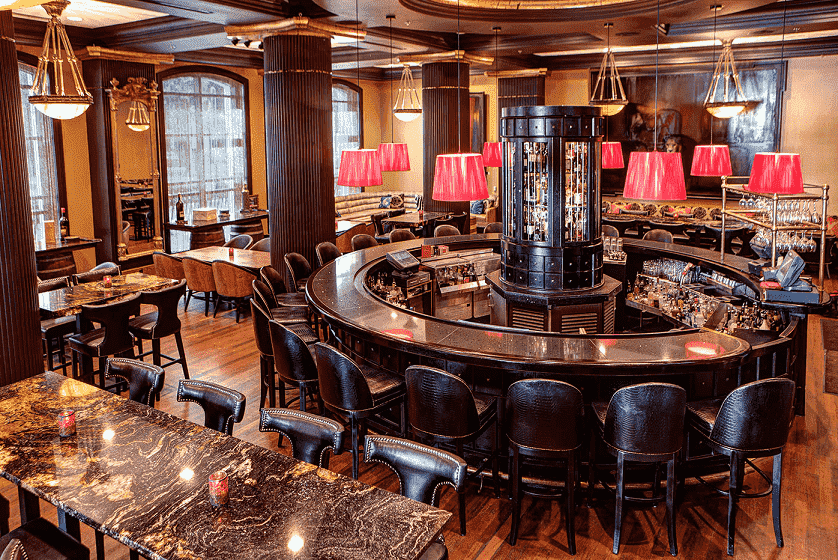 The Bösendorfer Lounge em Orlando