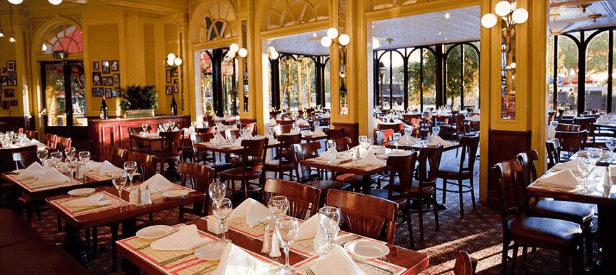 Restaurante Chefs De France na Disney em Orlando
