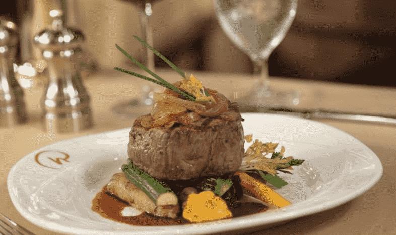 Restaurante Everglades em Orlando