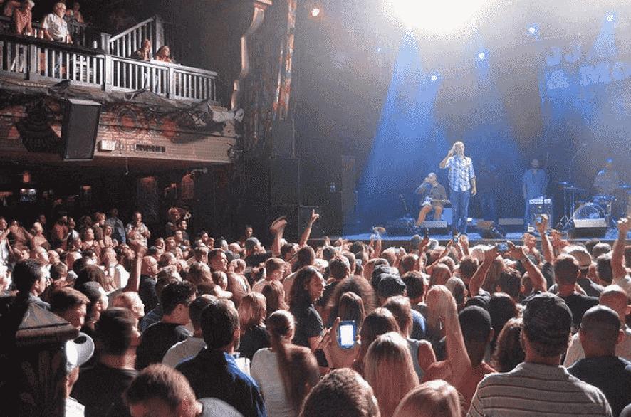 HOP Blues Bar em Orlando
