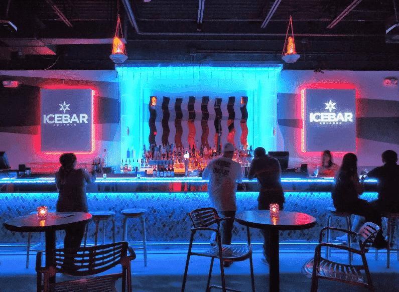 Ice Bar em Orlando
