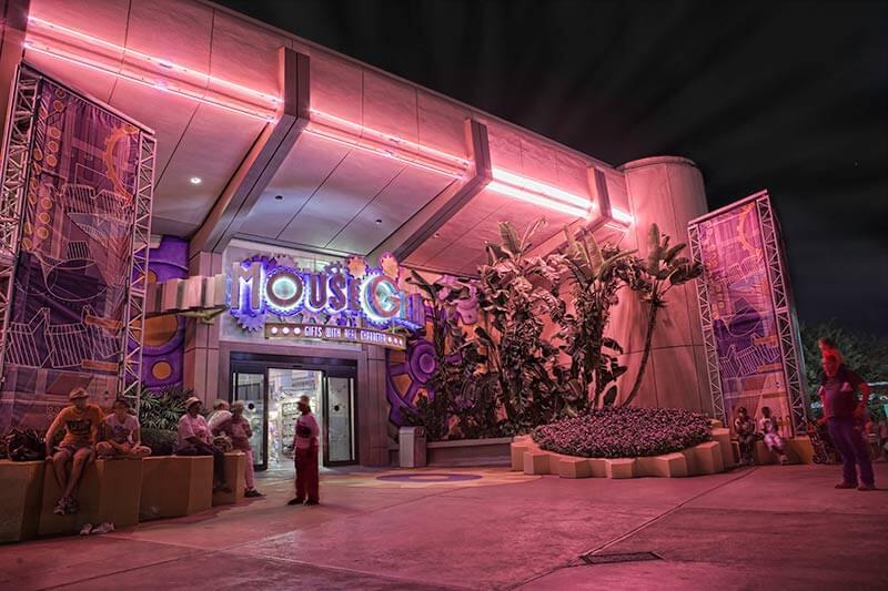 Loja Mouse Gear no Epcot na Disney em Orlando