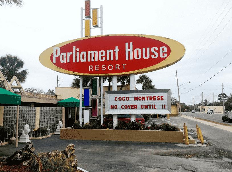 Parliament House Resort em Orlando