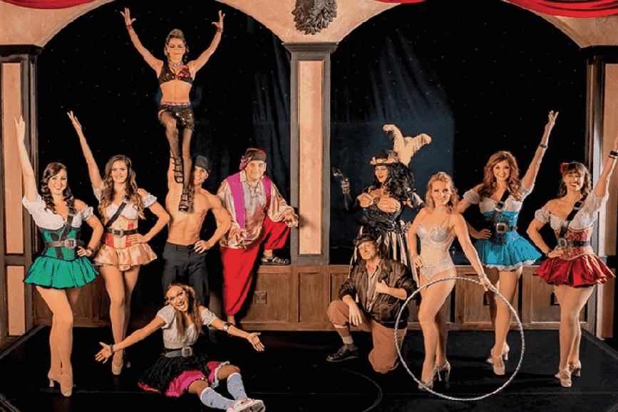Jantar com show Treasure Tavern em Orlando