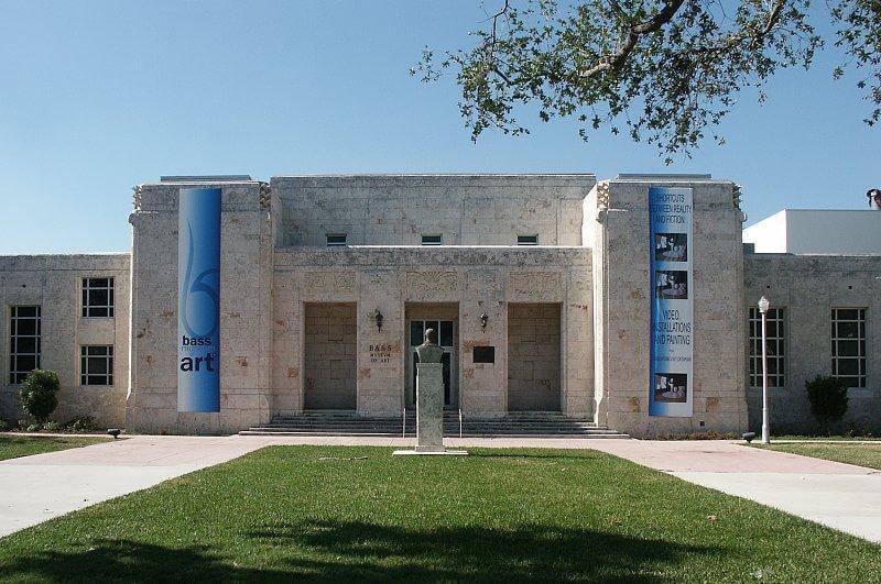 Bass Museum em Miami