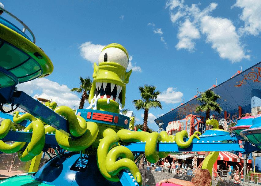 Mudanças nos ingressos da Universal Studios em Orlando