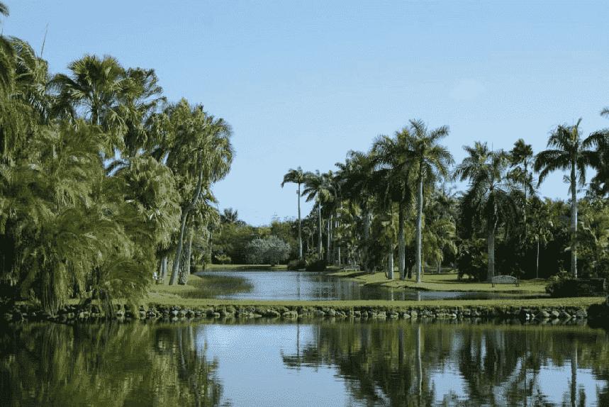 Fairchild Tropical Botanic Gardens em Miami