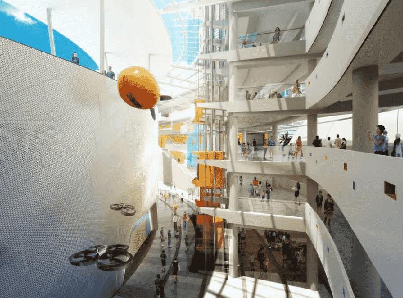 Museu de Ciência Patrícia e Philip Frost em Miami
