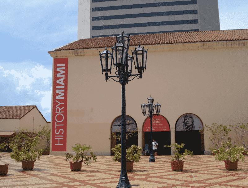 Museu History em Miami