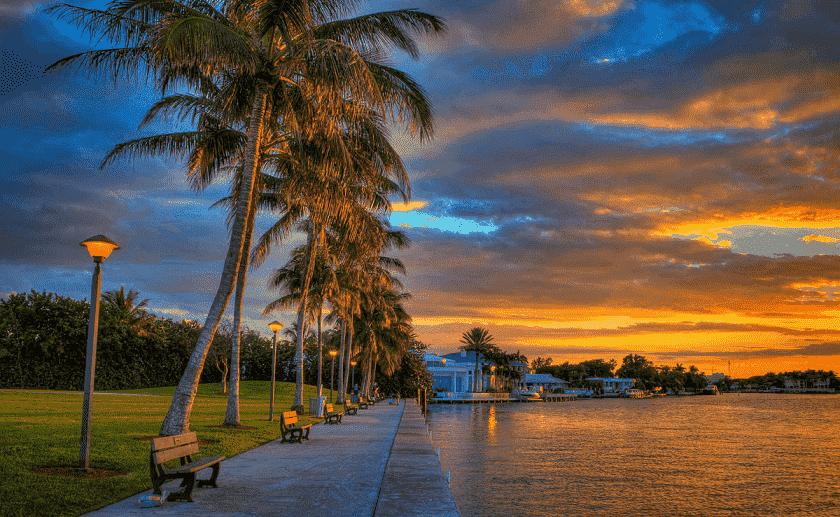 Red Reef Park em Miami