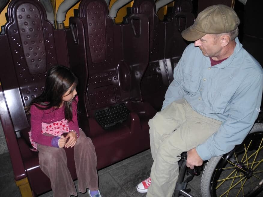 SeaWorld para portadores de deficiência em Orlando