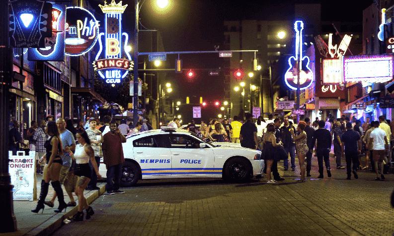 Segurança nas ruas da Flórida