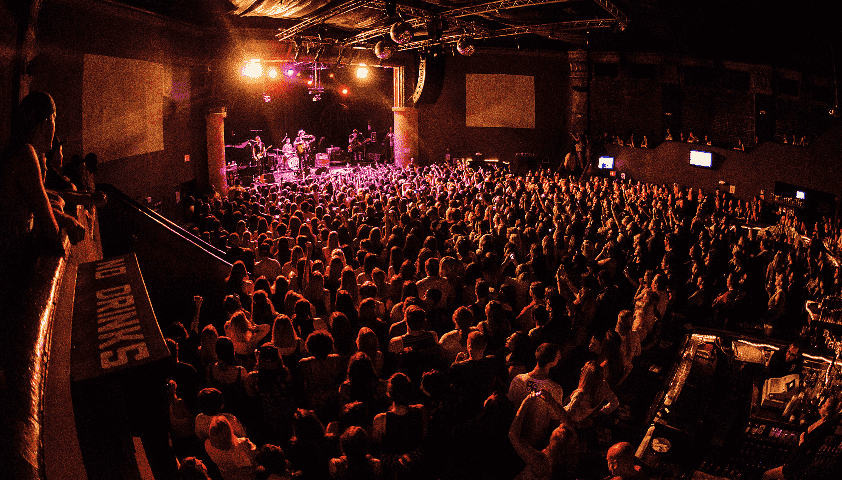 The Beacham Theater em Downtown Orlando