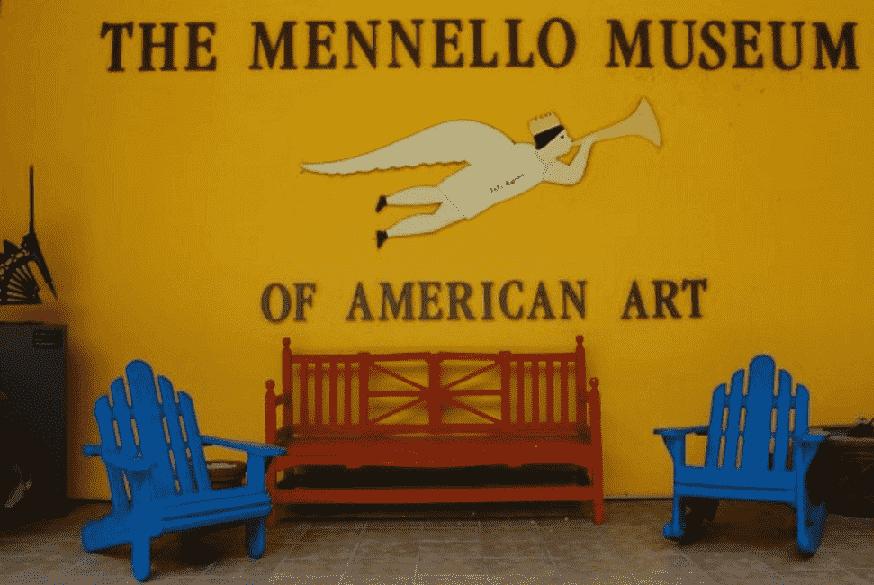 Mennello Museum of American Folk Art em Downtown Orlando