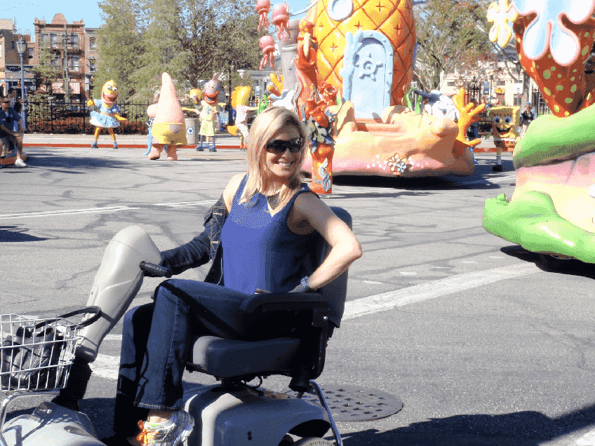 Universal para portadores de deficiência em Orlando