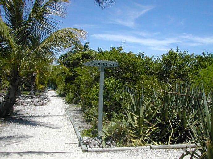 Indian Key Historic State Park nas ilhas Keys em Miami
