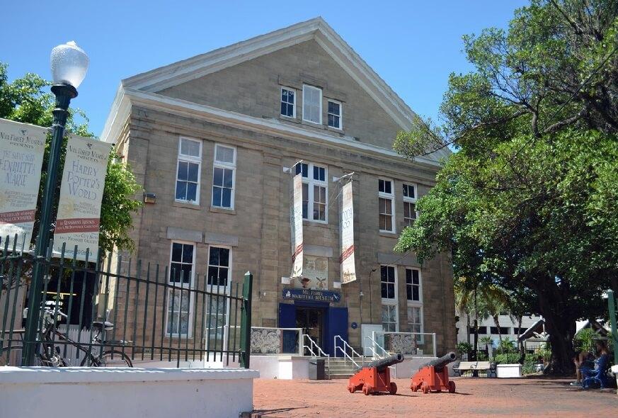 Mel Fisher Maritime Museum nas ilhas Keys em Miami