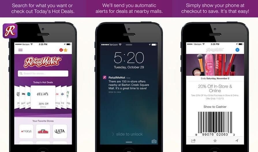 Quais são os melhores apps de cupons em Orlando