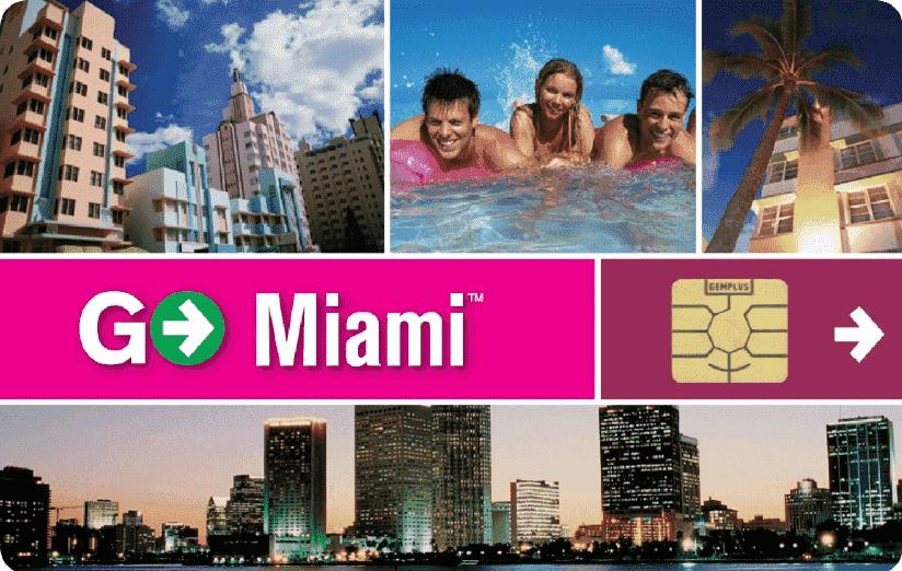 GoCard Miami: Economize nos ingressos das atrações