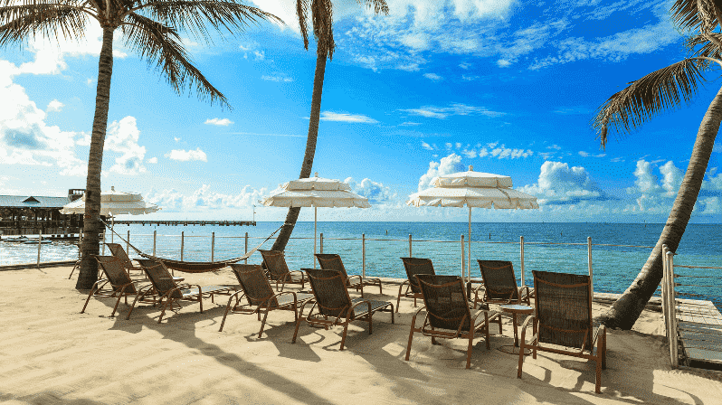 Hotel Southernmost Collection em Key West em Miami