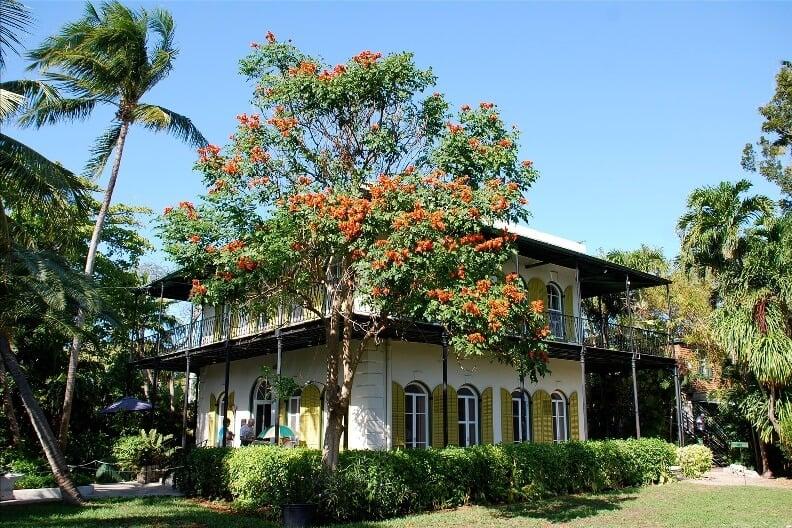 Casa de Hemingway na Flórida