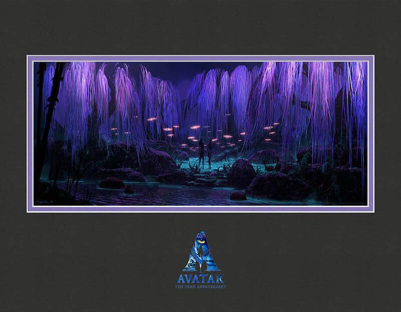 Avatar na Disney em Orlando