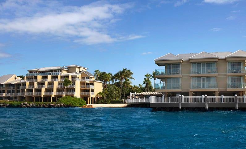 10 hotéis à beira-mar em Miami
