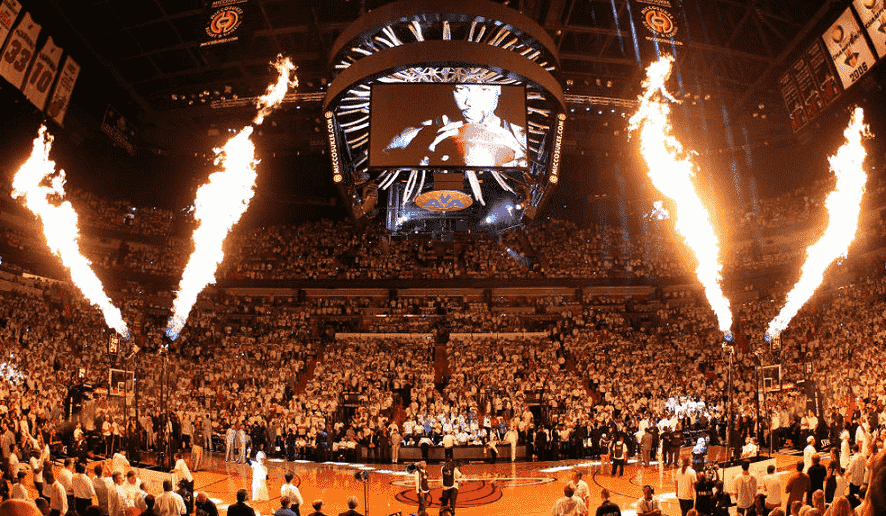 Onde comprar ingressos de jogos do Miami Heat e NBA