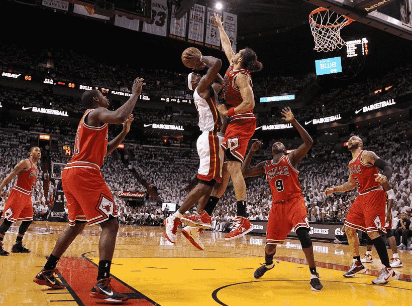 Partidos de baloncesto de los Miami Heat