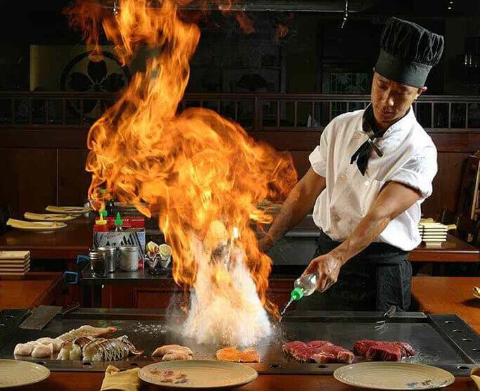 Restaurante Kobe em Orlando