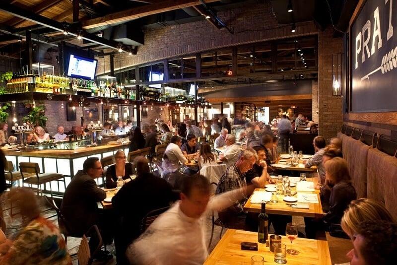 Restaurante Prato em Orlando