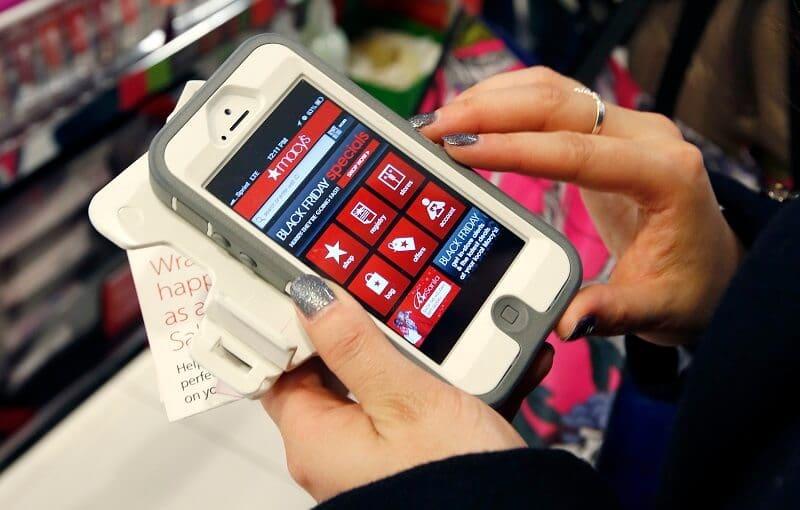 Usa tu móvil para comprar en Orlando y Miami