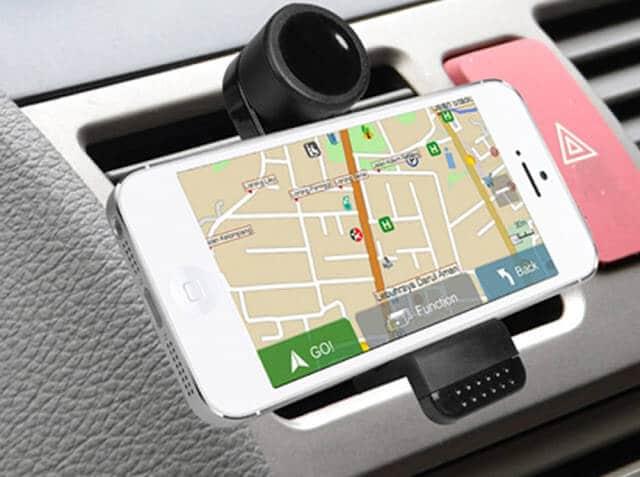 Dica do GPS no aluguel do carro no aeroporto em Miami