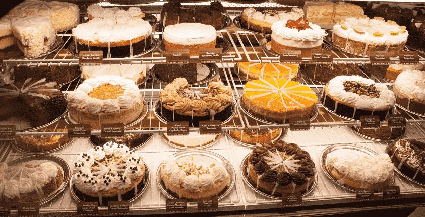 Restaurante Cheesecake Factory em Tampa