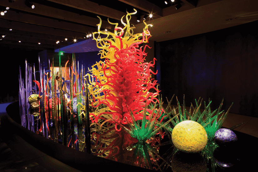 Chihuly Collection em St Petersburg na Flórida