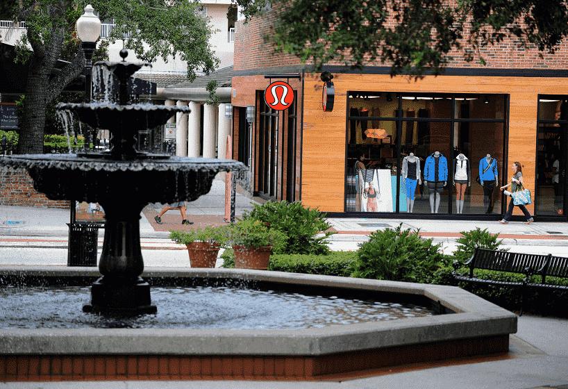 Hyde Park Village em Tampa