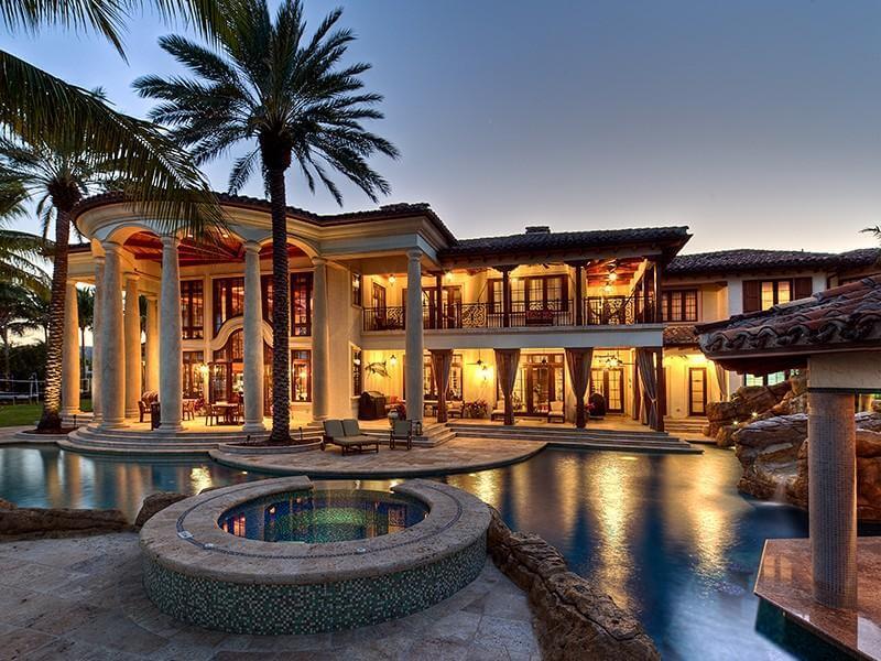 Mansões em Fort Lauderdale em Miami