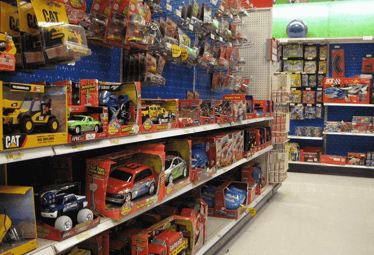 Loja Toys R Us e Babies R Us em Miami