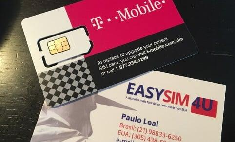 O Chip de Celular da EasySim4U