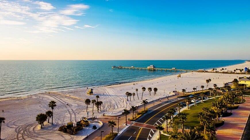 Onde se hospedar em Clearwater na Flórida