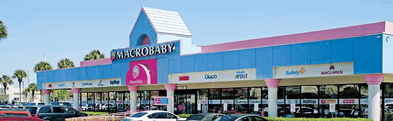Loja Macro Baby em Orlando