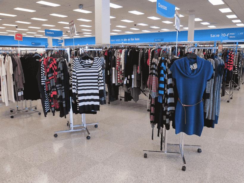 Produtos da loja Ross Dress for Less