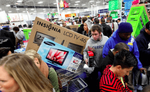 Black Friday nos EUA, Miami e Orlando. Compras e descontos