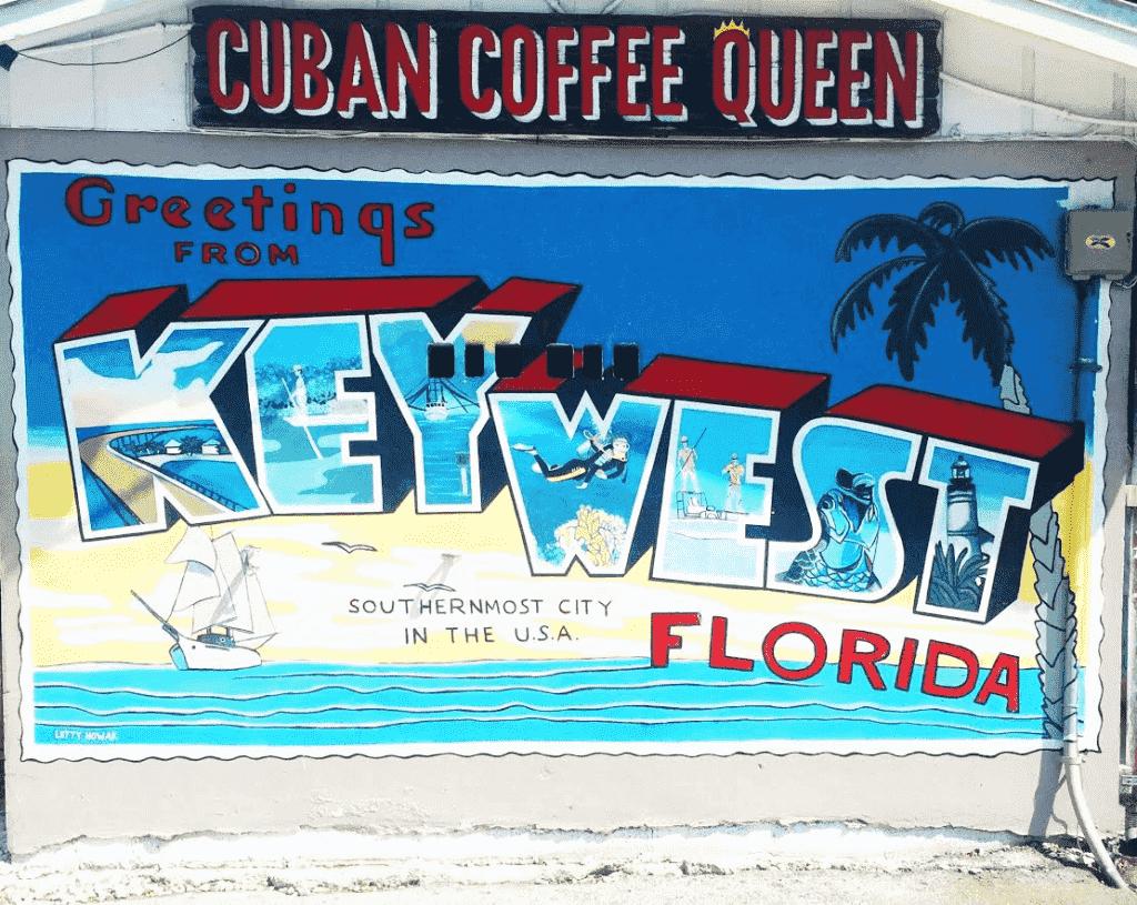 Cuba Cafe em Key West