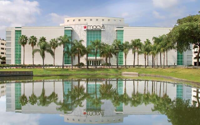 Onde encontrar as lojas da Macy's em Miami e Orlando