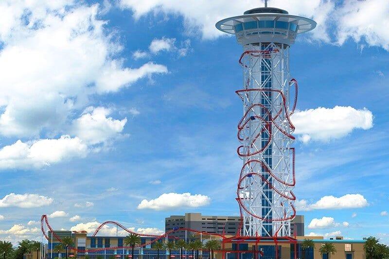 Complexo Skyplex em Orlando