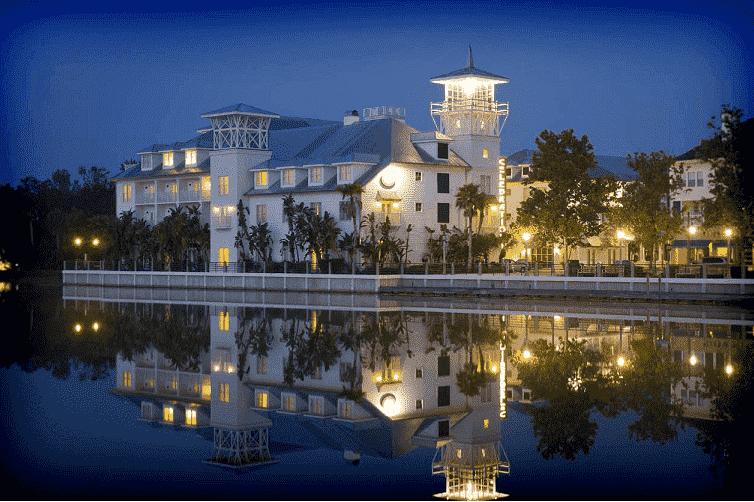 Hotéis para lua de mel em Orlando